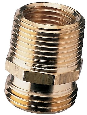 Nelson 50572 Double Male Pipe & Hose Fitting