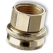 Nelson 50575 Double Female Pipe & Hose Fitting, Single Swivel
