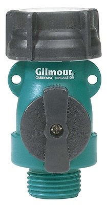 Gilmour AS1FF Single Shut Off Valve Connector