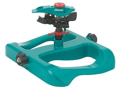 Gilmour Group 200GMBP Base Sprinkler, Green