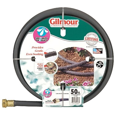 Gilmour 27-58050 Water Weeper/Soft Soaking Hose, 50'
