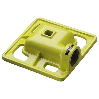 Nelson 50951 Square Pattern Stationary Sprinkler, Green