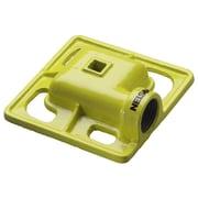 Nelson 50951 Square Pattern Stationary Sprinkler, Green