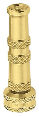 Gilmour 528T Solid Brass Twist Nozzle