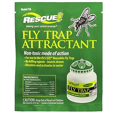 Rescue FTA-DB18 Fly Trap Attractant