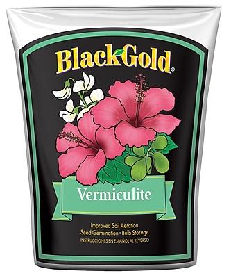 Black Gold 1490202 Vermiculite, 8 qt.