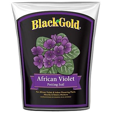 Black Gold 1410502 African Violet Potting Soil, 8 qt.