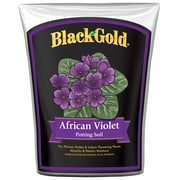 Black Gold 1410502 African Violet Potting Soil, 8 qt.