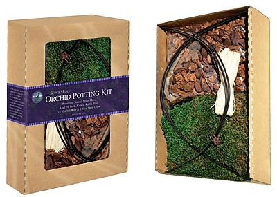 SuperMoss 90510 Orchid Potting Kit, 8 lbs.