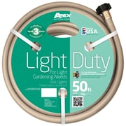 Teknor Apex 8400 50 5/8 inch x 50' Light Duty Garden Hose by