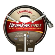 Teknor Apex 9844 75 3/4 inch x 75' Commercial Duty Pro Garden Hose by