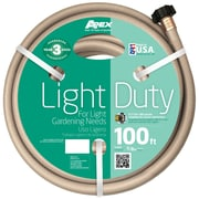 Teknor Apex 8400 100 5/8 inch x 100' Light Duty Garden Hose by