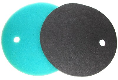 Tetra Pond 16785 Biofilter Replacement Pads, 2 Pack