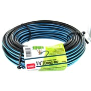 "Toro 100' Roll 1/4"" Blue Stripe Drip Tubing"