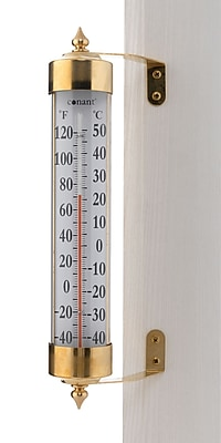 Conant Custom Brass T16LFB Thermometer