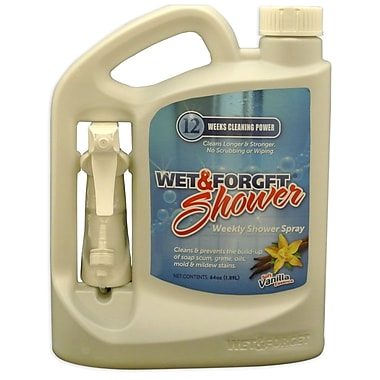 Wet And Forget 801064 Shower Cleaner, 64 oz.