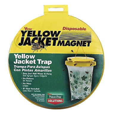 Woodstream M370 Disposable Yellow Jacket Magnet