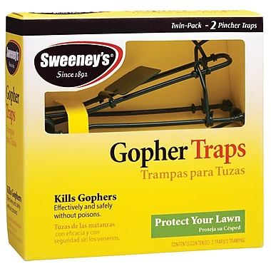 Sweeneys S9013 Gopher Traps
