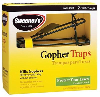 Sweeneys S9013 Gopher Traps