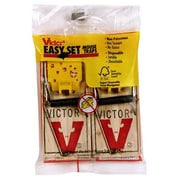 Woodstream Victor M035 Easy Set Mouse Traps