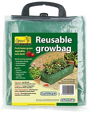 Gardman 7500 Reusable Patio Grow Bag, 95 qt.