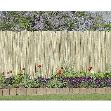 Gardman R647 Split Bamboo Fencing, 13' x 5'