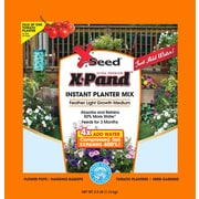 X-Seed X-Pand 2.5 lbs. Instant Planter Soil Mix