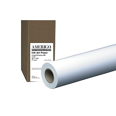 PM Company® Amerigo® Bond Inkjet Coated 95 Brightness 3