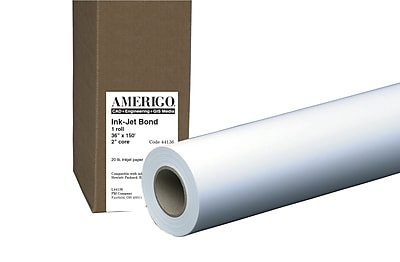 PM Company® Amerigo® Bond Inkjet Coated 92 Brightness 2