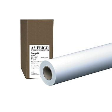 PM Company® Amerigo® Bond Inkjet Uncoated 92 Brightness 3