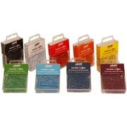 Jam PaperMD – Trombones de taille régulière, variété de couleur, 10/paquet
