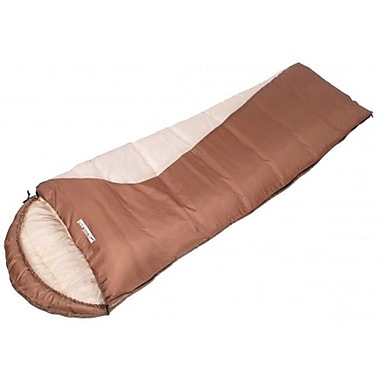 WillLand Outdoors Traveller 200 Sleeping Bag, Sand