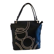 Lithyc Layla Shoulder Tote, Black