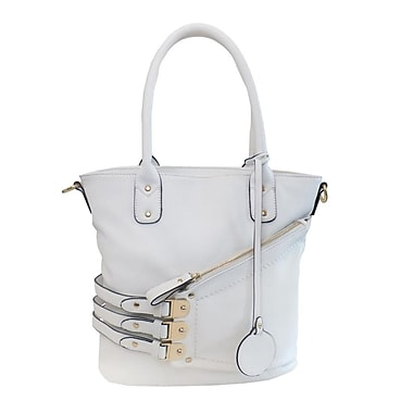 Lithyc Nikki Bound Tote, White