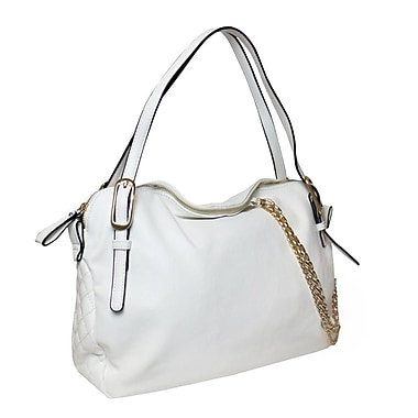 Lithyc Madsen Satchel, White