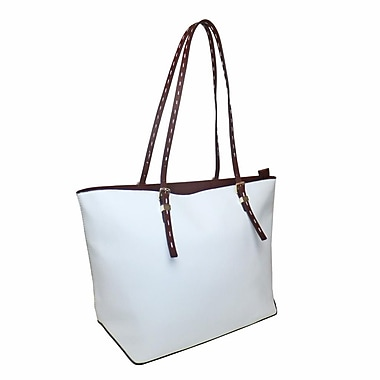 Lithyc Kamille Large Tote, White
