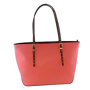 Lithyc Kamille Large Tote, Watermelon