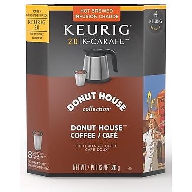 Donut House – Café régulier Keurig K-Carafe