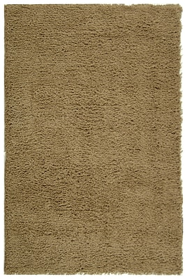 "Safavieh Classic Shag Large Rectangle Area Rug, 7' 6"" x 9' 6"", Taupe"