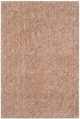 Safavieh Popcorn Shag Rectangle Area Rug, 3' x 5', Beige