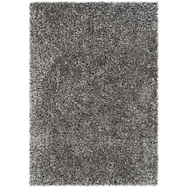 Safavieh Popcorn Shag Rectangle Area Rug, 2' x 3', Silver