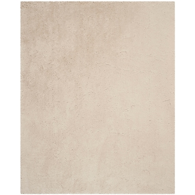 Safavieh Artic Shag Rectangle Area Rug, 8' x 10', Beige