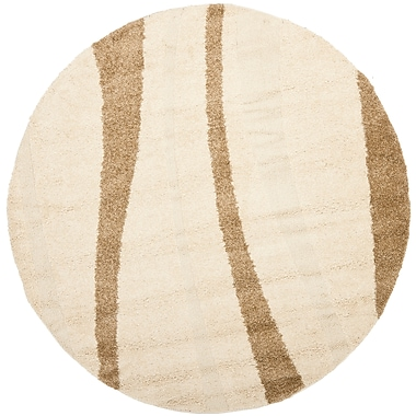 Safavieh Willow Shag Round Area Rug, 6' 7