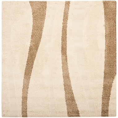 Safavieh Willow Shag Square Area Rug, 6' 7