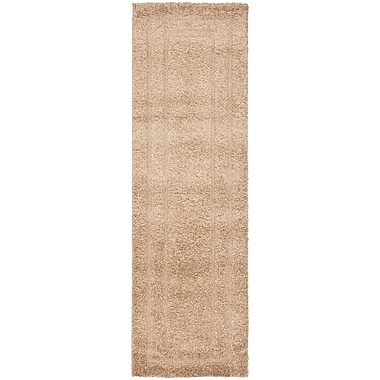 Safavieh Shadow Box Shag Runner Area Rug, 2' 3