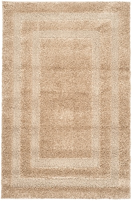 Safavieh Shadow Box Shag Medium Rectangle Area Rug, 5' 3
