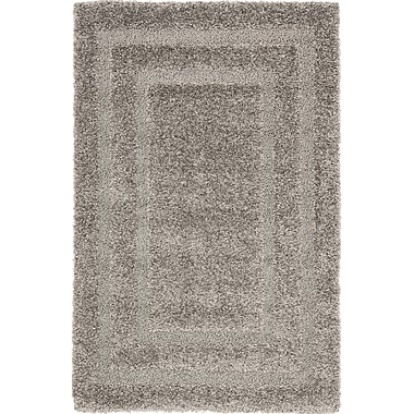 Safavieh Shadow Box Shag Small Rectangle Area Rug, 3' 3