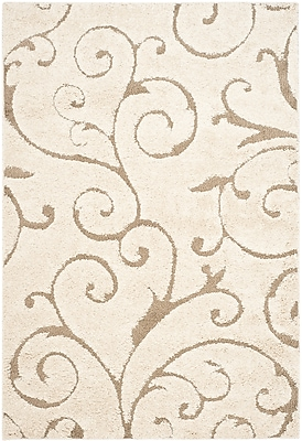 Safavieh Florida Sydney Shag Medium Rectangle Area Rug, 5' 3