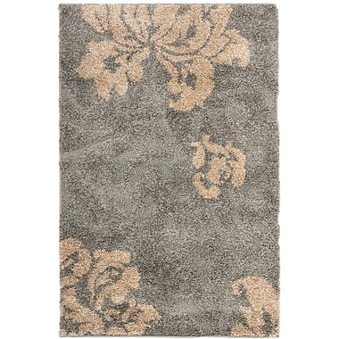 Safavieh Florida Megan Shag Medium Rectangle Area Rug, 5' 3