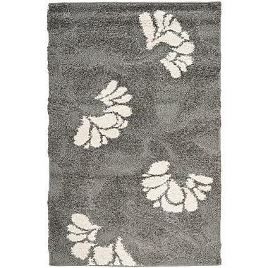 Safavieh 4' x 6' Florida Lindsay Shag Small Rectangle Area Rugs